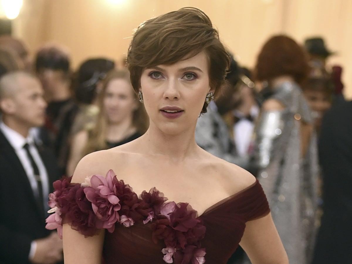 Scarlett Johansson Drops Out Of Trans Role After Backlash Scarlett Johansson The Guardian
