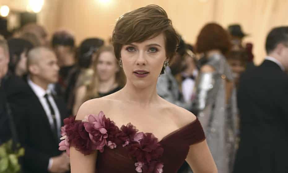 Scarlett Johansson in May 2018.