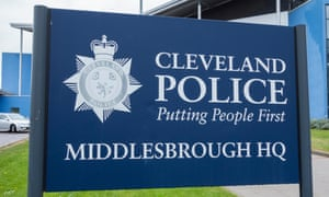 Cleveland police HQ in Middlesbrough