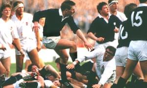 Scotland's Gary Armstrong