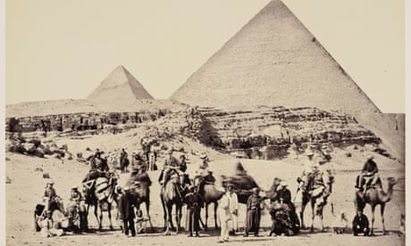 Bertie in the Middle East: online showing for first royal tour photographs