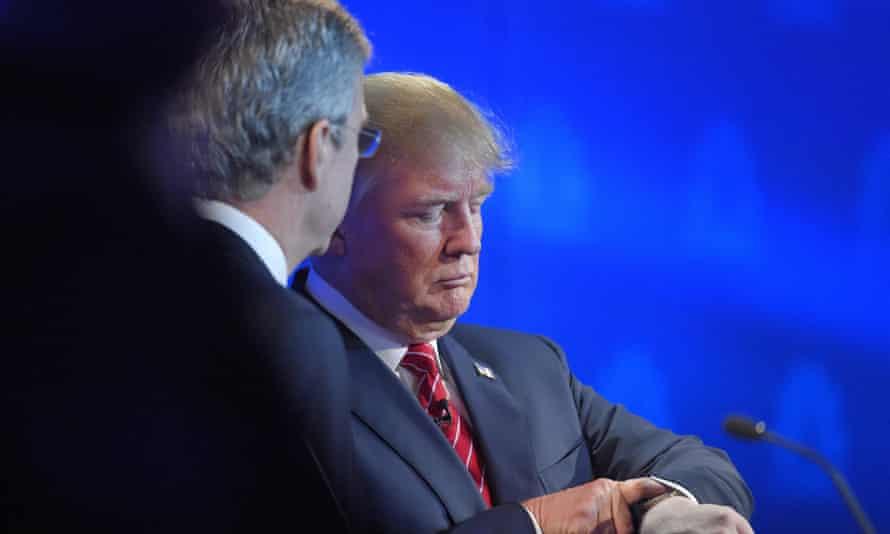 Donald Trump Republican presidential debate