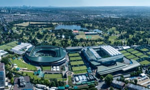 The All England Lawn Tennis Club wants to expand its facilities to match Grand Slam competitors.