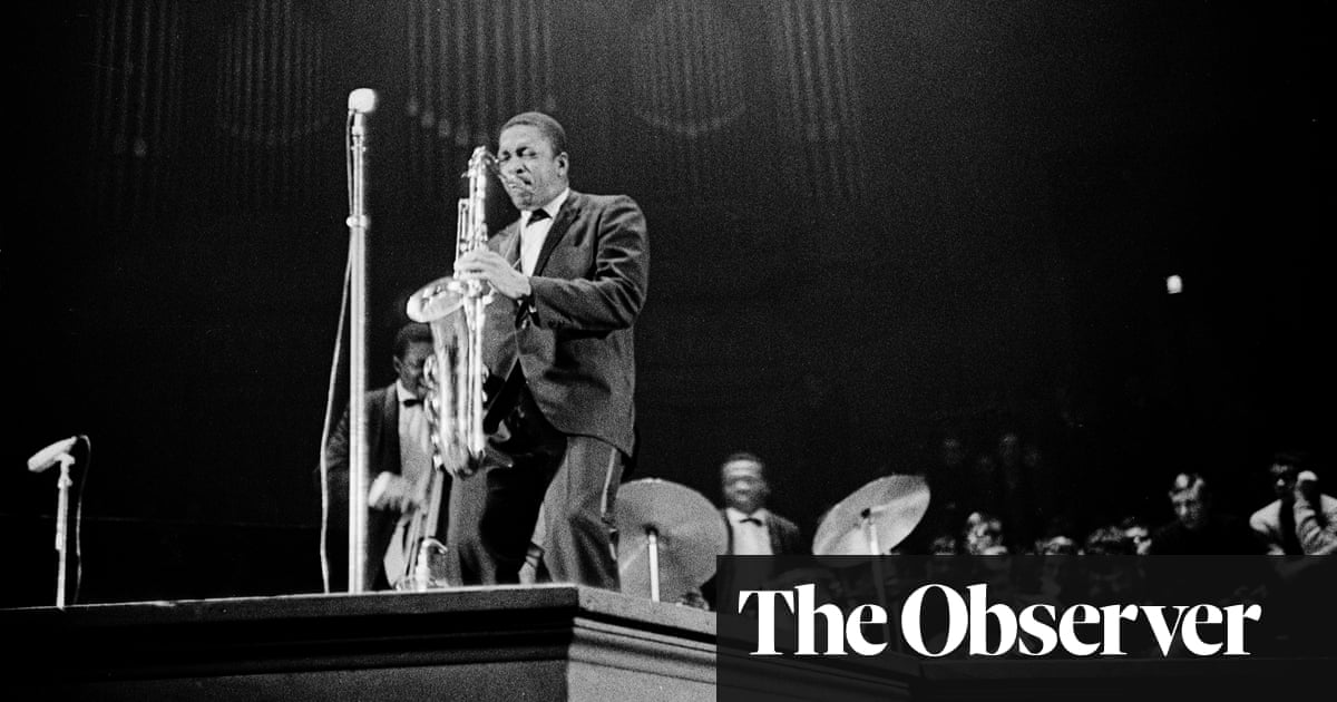 Full scream ahead: John Coltrane's Both Directions at Once | Music