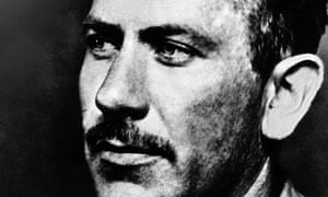 'Prose brimming with warmth and charm' … John Steinbeck.