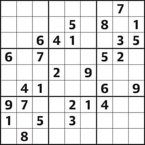 Sudoku de 6 resuelto