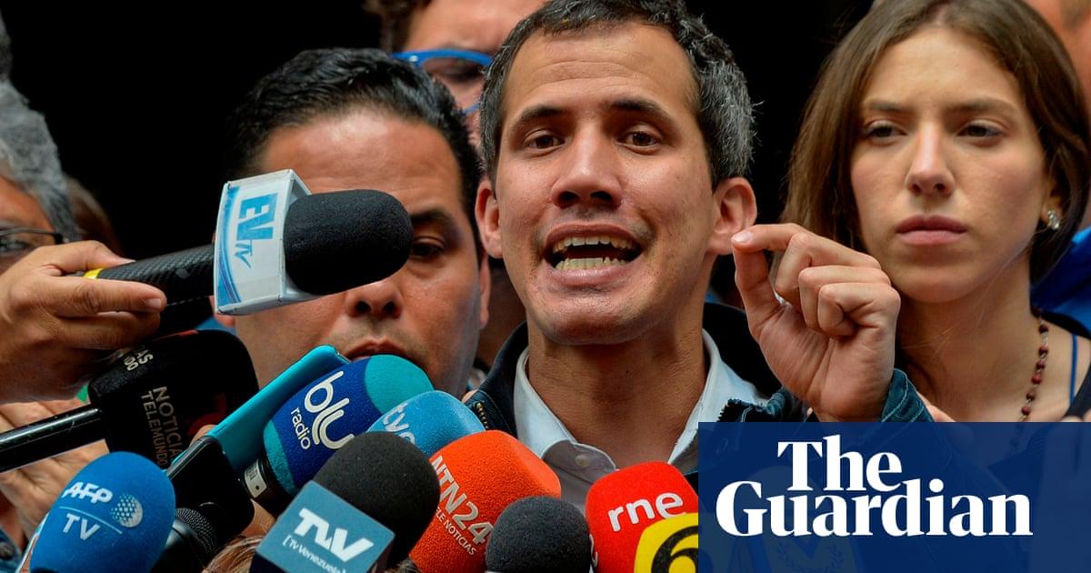 Image result for Australia recognises Juan Guaidó as Venezuela president