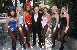 Bunny girls in 1998