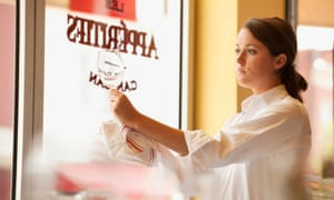 Even with a PhD, sometimes waitressing jobs feel like the only option.
