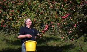 Somerset cider maker Roger Wilkins is one of many traditional producers whose product deserves a bit more respect.