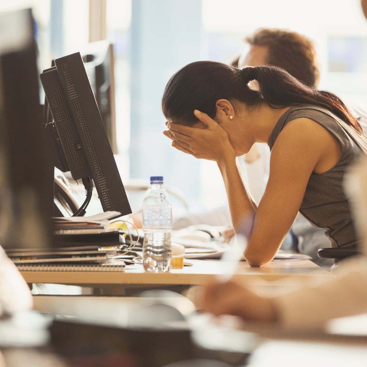 Eight out of 10 of women have felt unable to cope in the past year – here's  why we're so stressed | Women | The Guardian