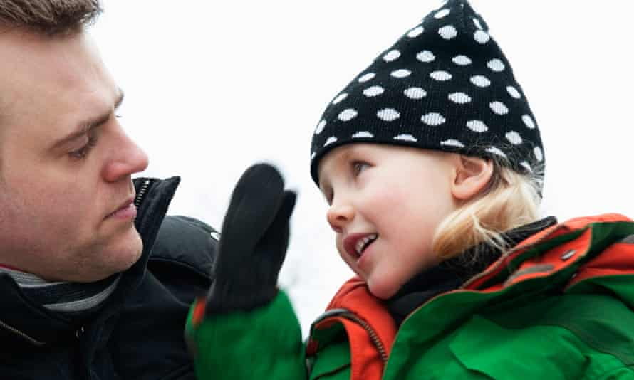Fathers of daughters spent more time attentively responding, singing and whistling with their children, and spoke more about emotions than fathers of sons.