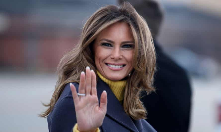 First lady Melania Trump is really just a normal person, according to the new book Free, Melania.