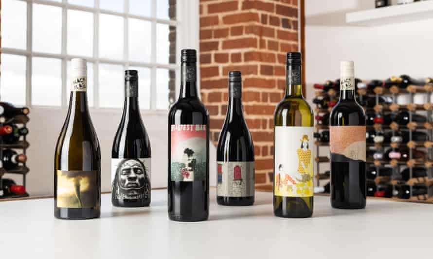 Virgin Wines' Black Flag Winemakers limited release collection