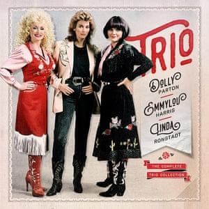Trio - Emmylou Harris, Dolly Parton and Linda Rondstadt