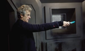 'Capitalism comes to an end – then the human race makes a whole new mistake' … Doctor Who is rarely so political.