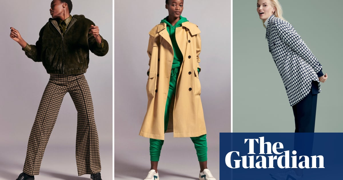 Expansion plans: comfort-first clothing brings M&S back into fashion