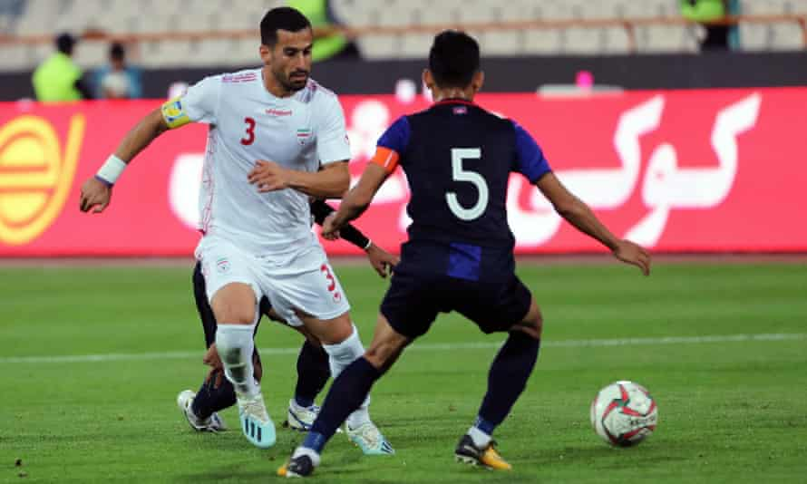 Iran thrashed Cambodia 14-0 in World Cup qualifying but five days later lost 1-0 to Bahrain – a swing of 15 goals.