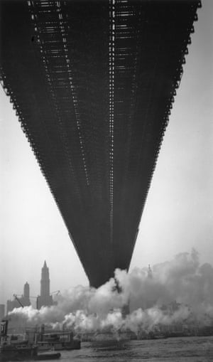 Brooklyn Bridge, New York, 1929