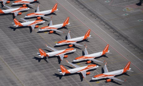 Coronavirus impact to push Carnival and easyJet out of FTSE 100