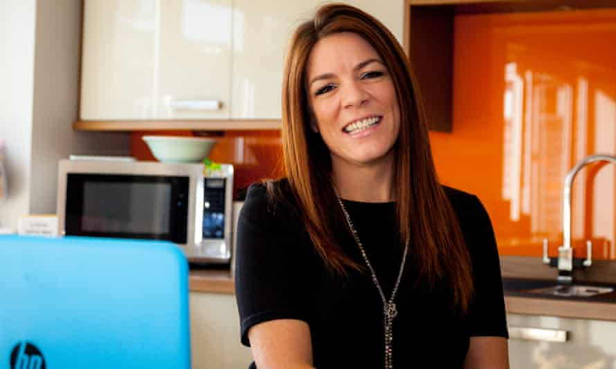 Self-employed Jo-Anna Francis had to remortgage  following a divorce
