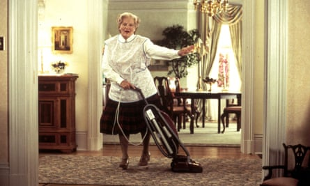 My Favourite Film Aged 12 Mrs Doubtfire Robin Williams The Guardian