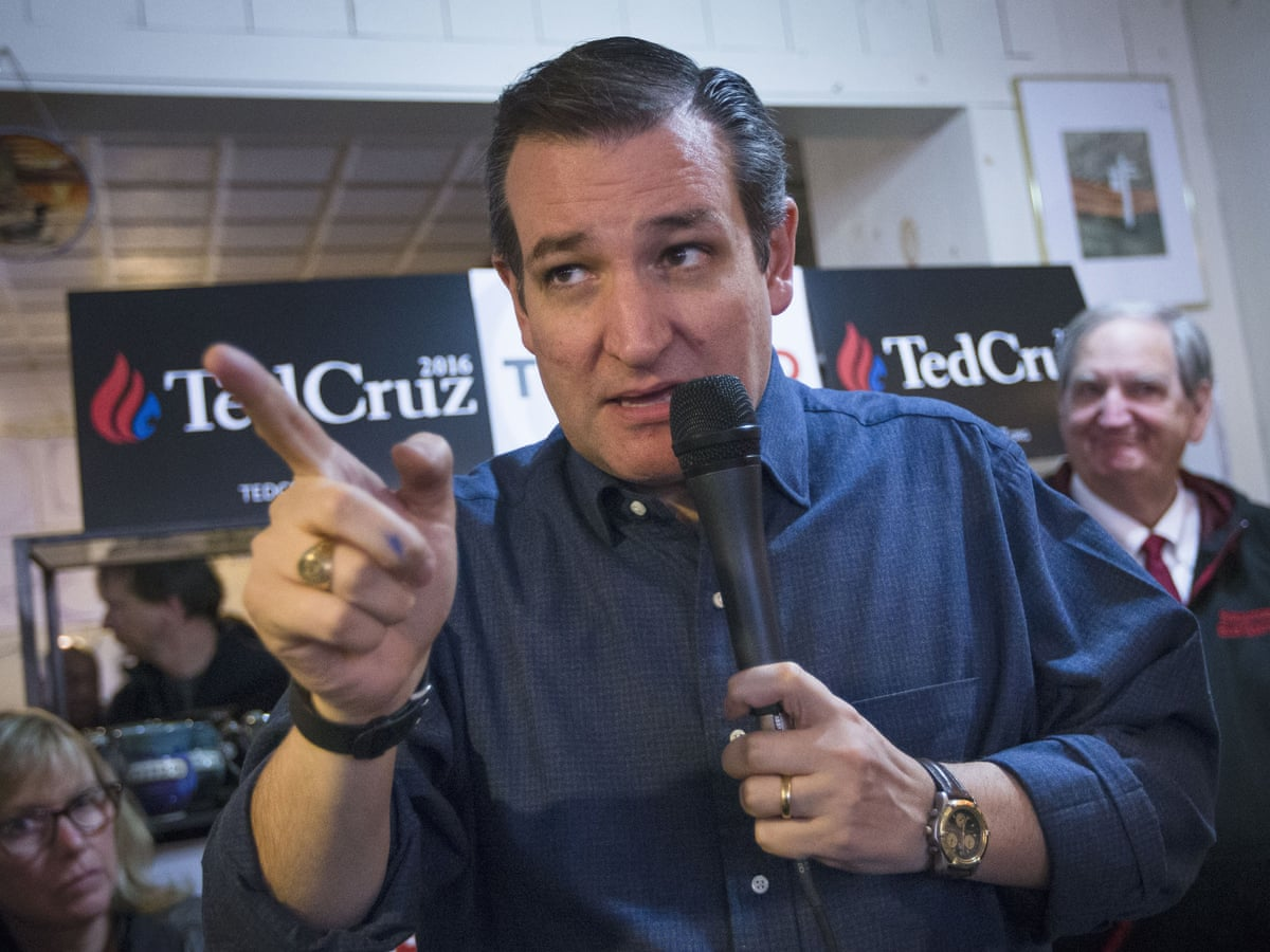 Checking Ted Cruz's climate science denial howlers | Climate science denial  | The Guardian