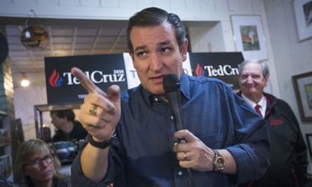 Ted Cruz campaigns in New Hampshire