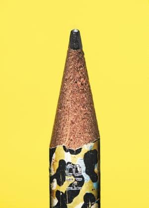 Celia Birtwell's pencil