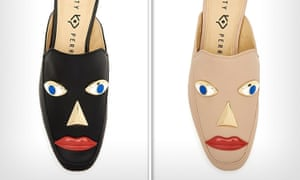 Katy Perry shoes removed from stores over blackface design