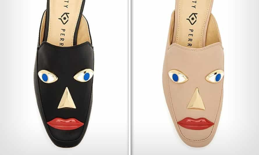 Katy Perry Collections shoes removed over blackface controversy.