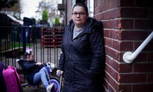 Natalie Clasper: 'Just because it's four weeks [instead of a six-week wait], it doesn't mean people can cope.'