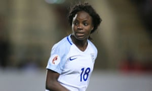 Eni Aluko has said that returning to play for England is 'not a priority'.