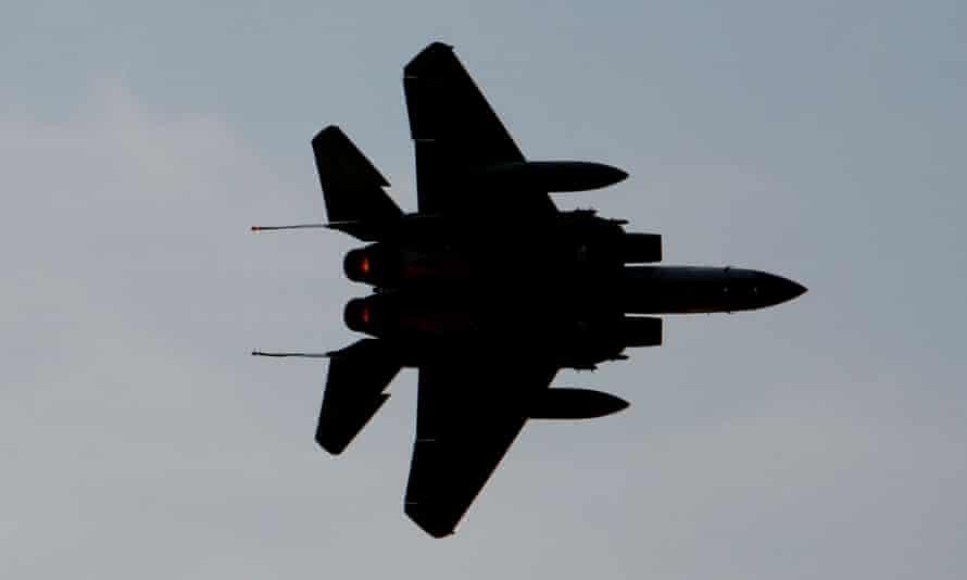 A Tornado fighter jet