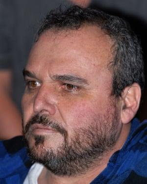 Jesús Zambada García in 2008.