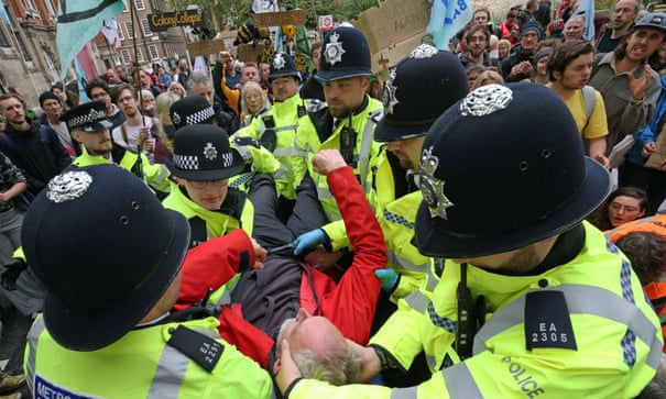 Extinction Rebellion: what price could you pay for taking a stand?