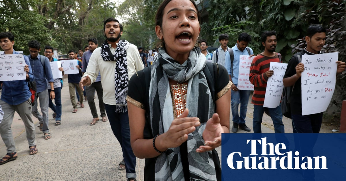 Protests escalate in India over gang-rape and murder of woman