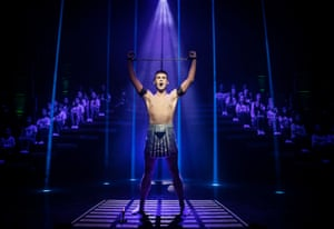 Jaymi Hensley is taking on the lead role in Bill Kenwright's UK touring production of Joseph