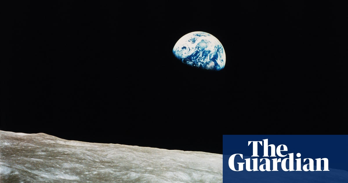 a2f5c4a2 Earthrise: how the iconic image changed the world | Science | The ...