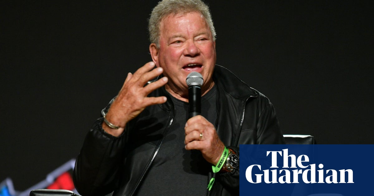 William Shatner: hardest part of space flight will be getting in and out of seat