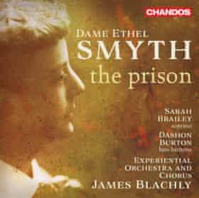 Smyth: The Prison album art work