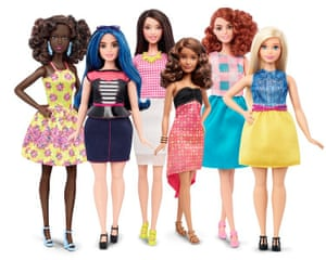 Barbie's Fashionistas