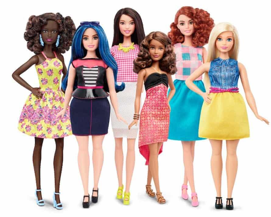 Barbie's Fashionistas