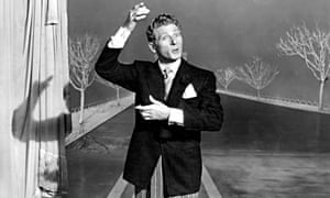 Danny Kaye in the 1947 film of The Secret Life of Walter Mitty.