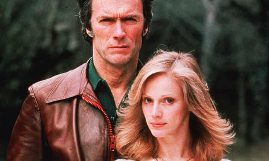 Sonda Locke and Clint Eastwood in The Gauntlet, 1977.