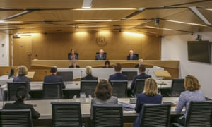 The Crown Perth royal commission's opening day last month