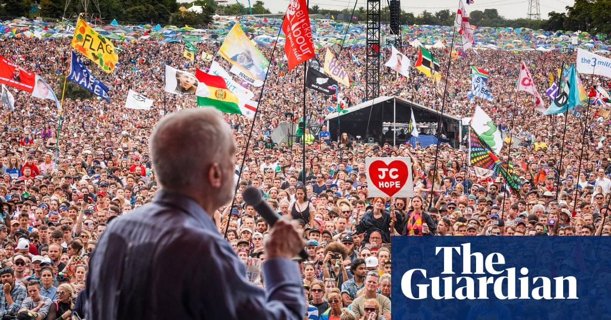 BBC defends comics bomb Glastonbury joke about Corbyn fans
