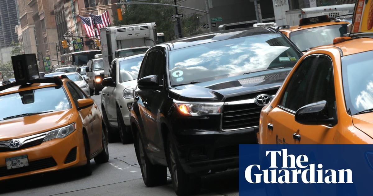 New York gig economy under threat as city cracks down on app-based services