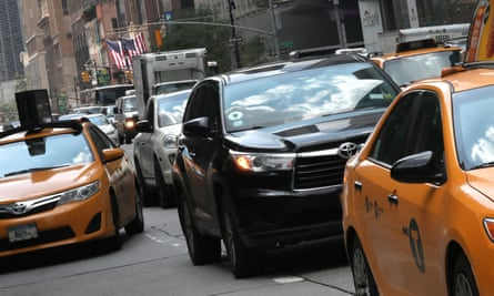 Backers of the proposals said the traditional yellow cab industry was suffering as Uber cars flooded the city's streets.