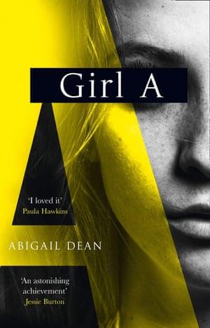 Book cover: Girl A by Abigail Dean